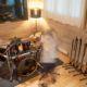 salle de prise de son batterie du studio d'enregistrement