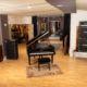 salle principale du studio d'enregistrement à toulouse