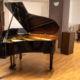 piano yamaha g2 du studio d'enregistrement